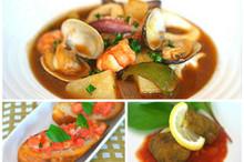 料理レッスン写真 - 簡単!魚介のカレースープで、休日のブランチを楽しもう。