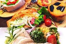 料理レッスン写真 - しっとり鶏ハム&ボリュームサンドウィッチ3種&オレオマフィン♪