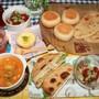料理レッスン写真 - 一つの生地で、2種類のパン。簡単に作れるスパイシーなランチメニュー。