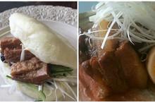 料理レッスン写真 - レーズン酵母液!中華蒸しパン&やわらか豚の角煮サンド