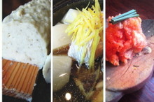 料理レッスン写真 - 鯛(たい)づくし第2弾!身は蒲鉾、兜は冬定番の鯛蕪(たいかぶら)に♪