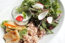 料理レッスン写真 - 【お土産】手作り塩麹と出汁の効いた季節の野菜いっぱいナチュラルプレート
