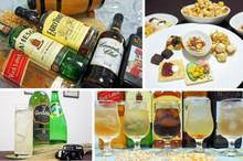 料理レッスン写真 - ウイスキーレッスン〜世界5大ウイスキー&世界のハイボールとおつまみ合せ