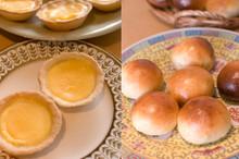 料理レッスン写真 - 香港風チャーシューパンとエッグタルト