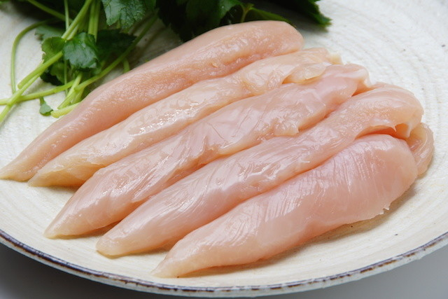 鶏ささみ-フリージング実践編-【離乳食を作ろう …