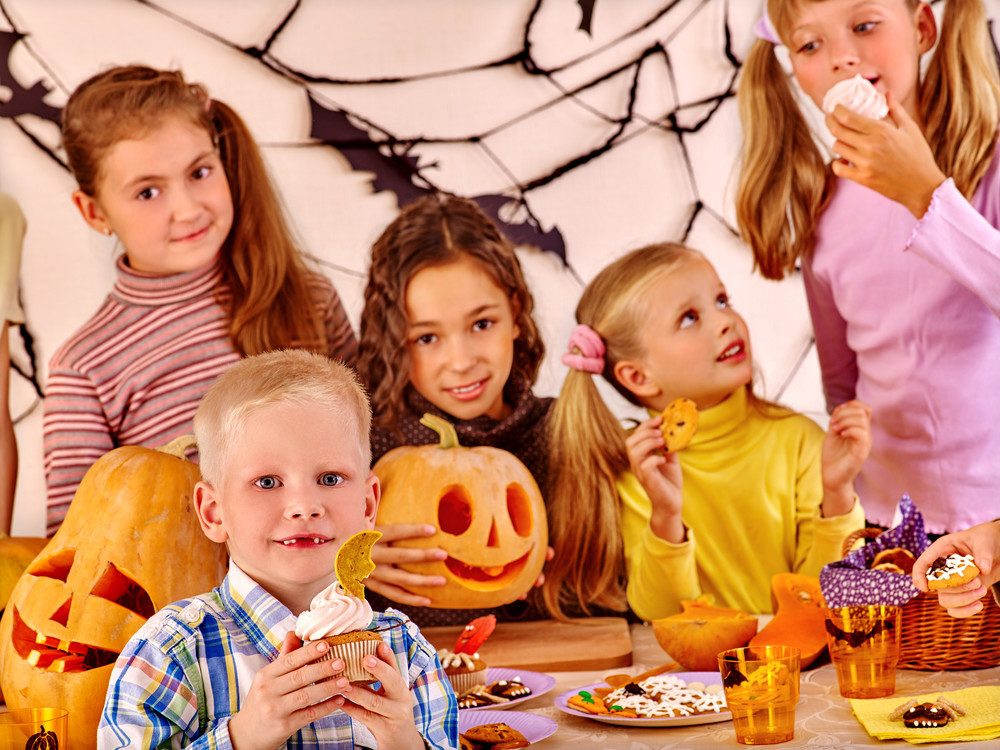 ハロウィンには一体何を食べたらいいの?