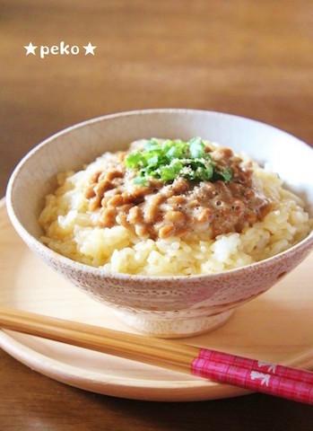【セパレートワザ】卵と納豆を別々にかけたら美味かった!