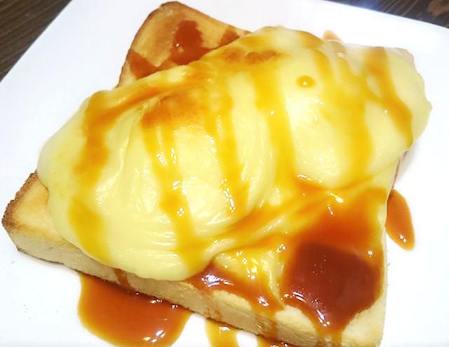 【禁断の甘じょっぱさ】チーズとろける「雪見だいふくトースト」が美味しかった!