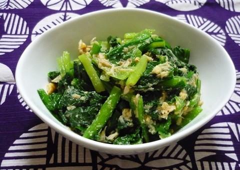 ツナが決め手!小松菜サラダの絶品レシピ5選