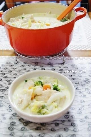 【リーズナブル&ヘルシー】家計のお助け食材☆鶏むね肉の和風クリーム煮~「MOCO'Sキッチン」より