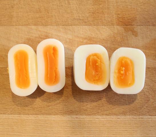 【試してみた】「ぺたんこゆで卵」がお弁当に超便利だった!