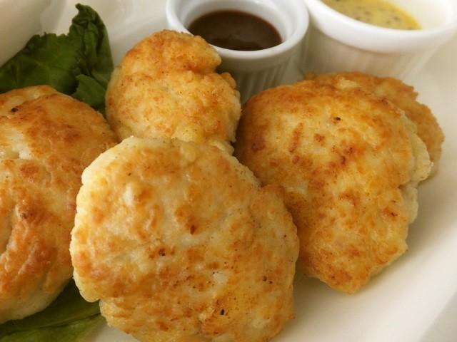 揚げない「チキンナゲット」なら、フライパンで簡単に作れた!