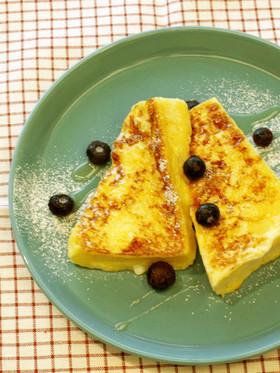 毎日食べても飽きない!?今、大人気のフレンチトーストはパン以外でも作れるって知ってた?