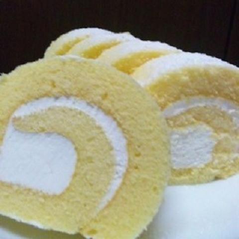 【HMで簡単】ふわっふわの「レンチン・ロールケーキ」ができちゃった♪