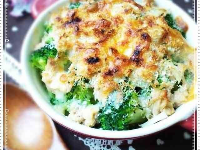 【子どもも大好き】ブロッコリーの「ツナマヨ焼き」が簡単副菜にぴったり!