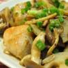 あっさりコク旨!鶏ときのこの「バタポン炒め」レシピバリエ4選