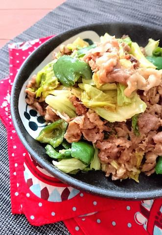 「ヒルナンデス!」レシピの女王で紹介された【アイデア肉野菜炒め】とは?
