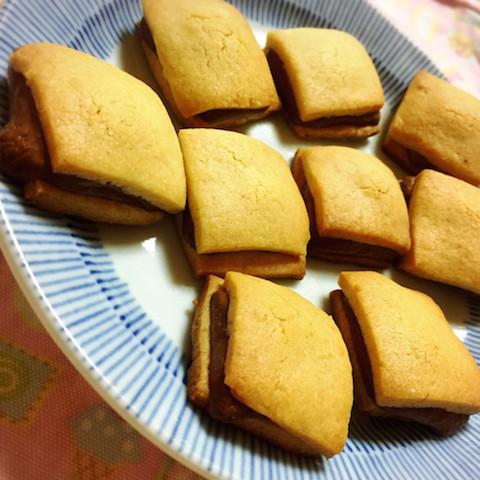 【楽チンスイーツ】「チョコサンドクッキー」であま〜い時間を過ごそう♪