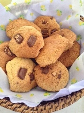ズボラさんにおすすめ!手軽に作れる「チョコクッキー」はコレだ★