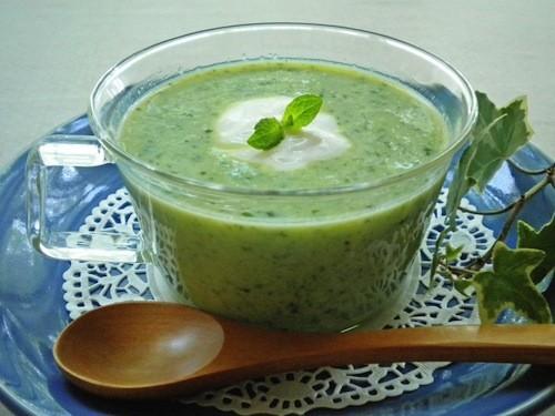 ミキサーなし! 火なしで簡単♪ 「きゅうり」で作る冷製スープ ...