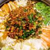 【最後の一滴まで旨い…】ガッツリ「肉味噌鍋」で鍋・満足度が大幅アップ★