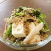 豆腐でボリュームプラス☆「ほうれん草のごまポン和え」が家族に好評♪