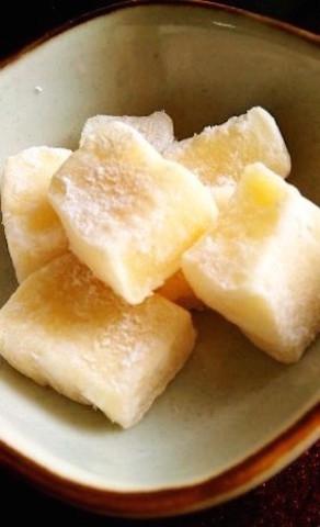 【お餅でおやつ作り】やわらかとろける「バター餅」が美味★