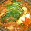 濃厚なコク!自家製スープで作る「キムチ鍋」が感動の美味しさ!!