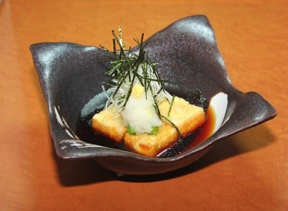 揚げ出し豆腐はフライパンがあれば作れる!【フライパン百珍Vol.2】