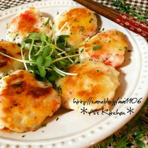 【包丁いらず】「はんぺんマヨチーズ焼き」がお弁当のヘビロテおかずに!