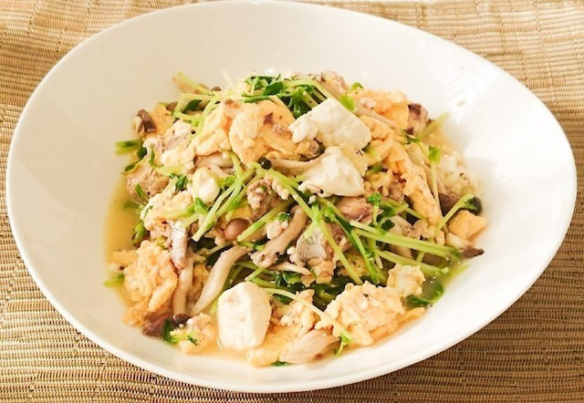 クックパッドニュース:フライパンで簡単♪[さば缶×卵]で栄養