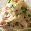 【旬の甘みを味わって♪】「新玉ねぎ×お肉」でボリュームサラダを作ろう〜