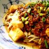 みんな大好き「麻婆豆腐」はそうめんにかけても◎