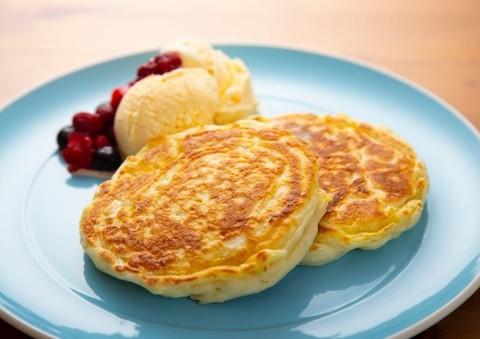 イギリス パンケーキ レシピ