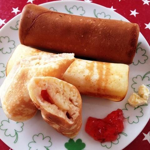 【卵焼き器で作れる】子どもも食べやすい「スティックパンケーキ」が朝食に◎