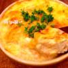 ふわとろ旨い!「豆腐の明太チーズ焼き」がおつまみに大活躍
