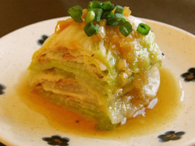 ミルフィーユ 白菜 の 豚 バラ と 【失敗なしっ!】白菜と豚肉のミルフィーユ鍋♪ レシピ・作り方