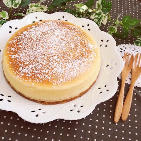 【お店みたい】秋のおうちカフェに◎「濃厚チーズケーキ」味バリエ