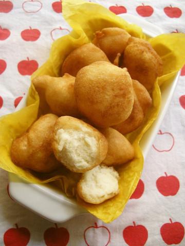 【卵&バター不要】「片栗粉ドーナツ」がモチふわ美味!