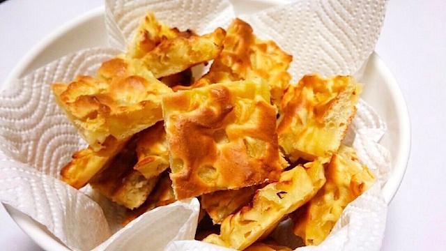 【2つの食感にハマる人続出】しっとりサクッ「りんごのクッキー」が簡単すぎ!
