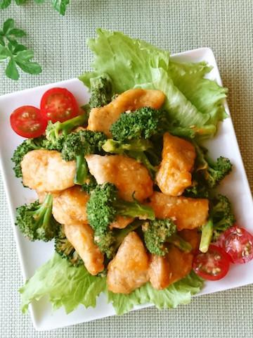 茎まで食べ尽くす!「ブロッコリー×鶏むね炒め」味バリエ4選