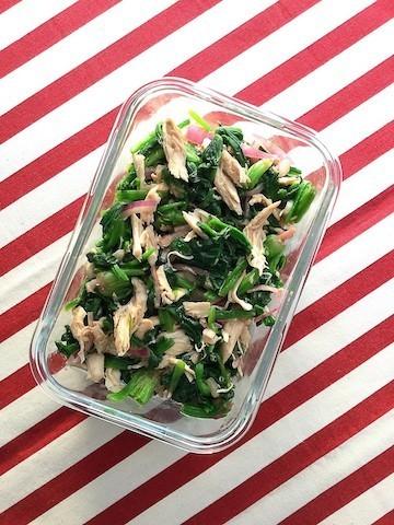 彩りや食べ応えアップに◎お弁当に使える「ささみサラダ」5選