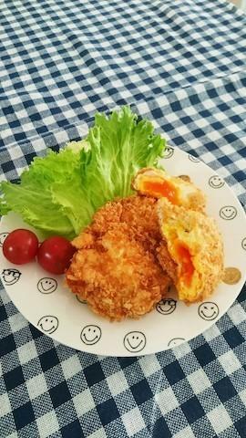 卵1つから作れる!「たまごフライ」が春のお弁当に大活躍