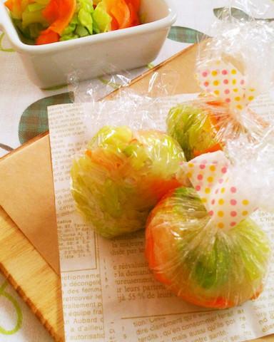 冷凍保存ですぐ使える!アレンジ多彩な「野菜玉」が簡単便利