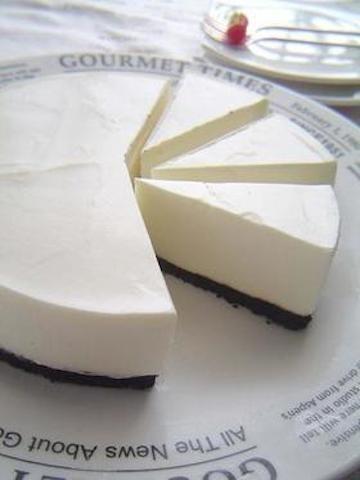 材料全部使い切り!「ヨーグルトケーキ」が混ぜて冷やしてまろやか美味♪