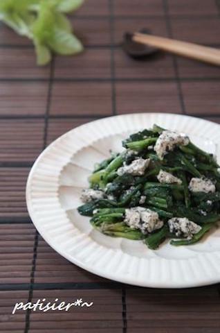「ほうれん草×1食材」で作れる簡単副菜レシピ5選