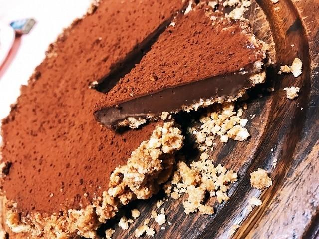 調理10分! 簡単なのに濃厚「生チョコタルト」は失敗知らず