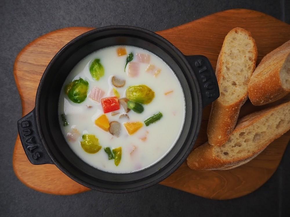 塾弁リクエストは「スープ」!週3回のスープ作りがくれた意外な楽しみ【おいしい思い出 vol.10】