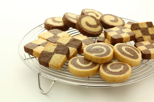 「クッキー詰め合わせ」が作れちゃう♪1度に6種類を大量生産する方法