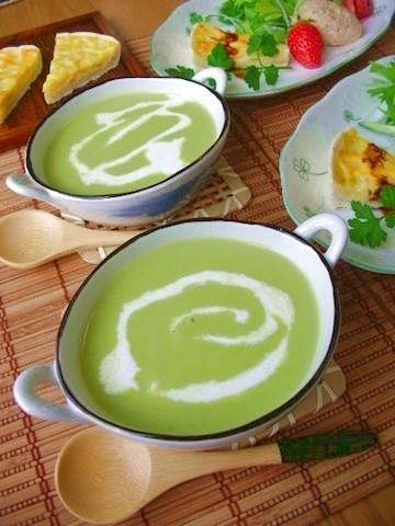 苦手も克服!?「グリーンピース」料理を子どもと一緒に作って楽しもう♪